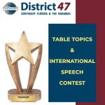 Table Topics & International Speech Contests
